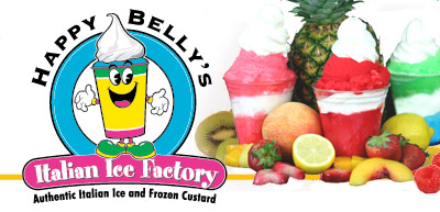 Happy Belly Italian Ice Treats